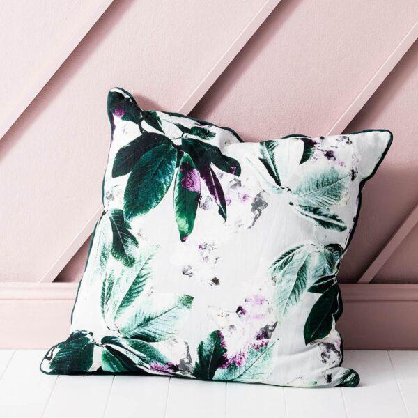 Cushion - Grey/Multi