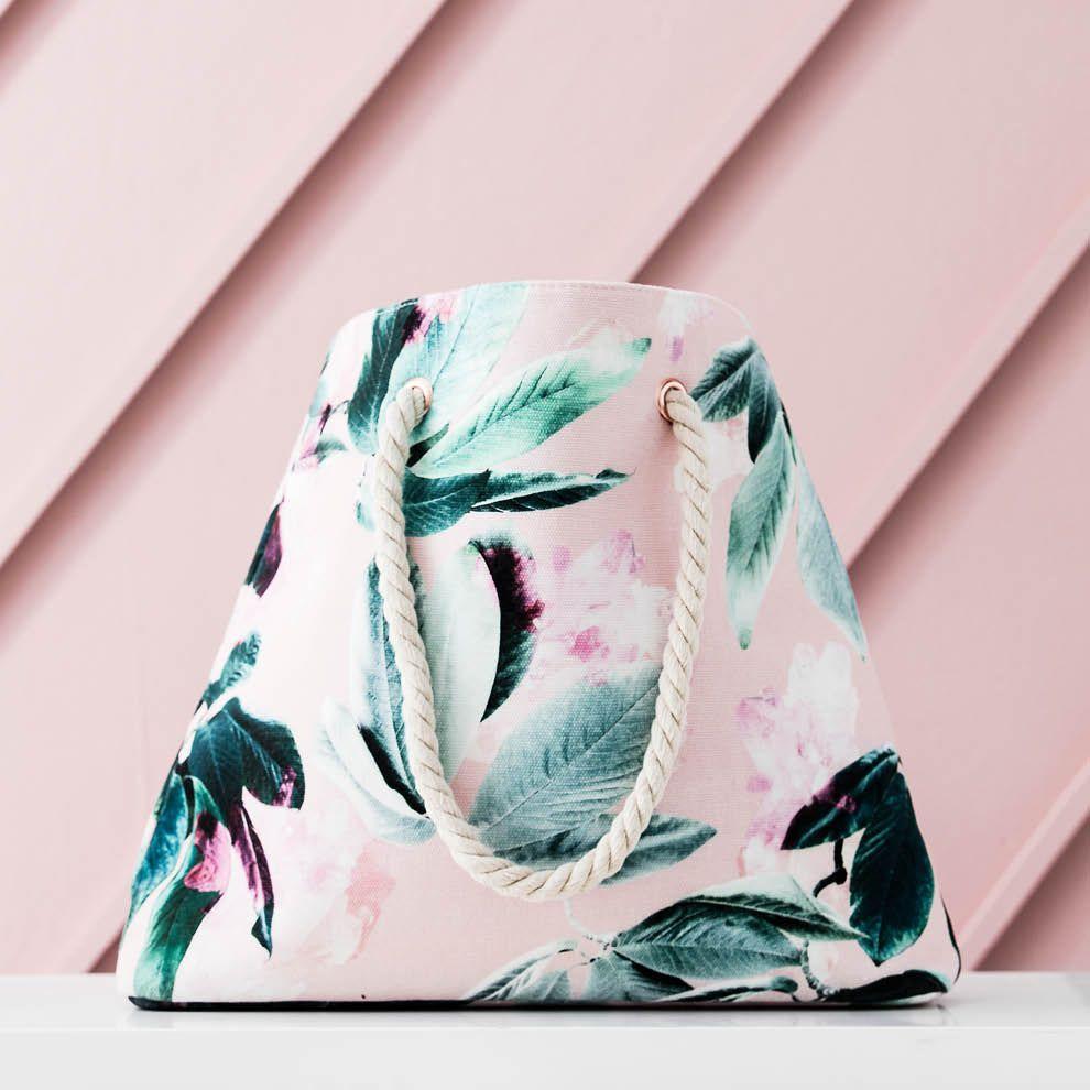 Tote - Pink/Multi