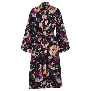 Robe Blueberry Floral
