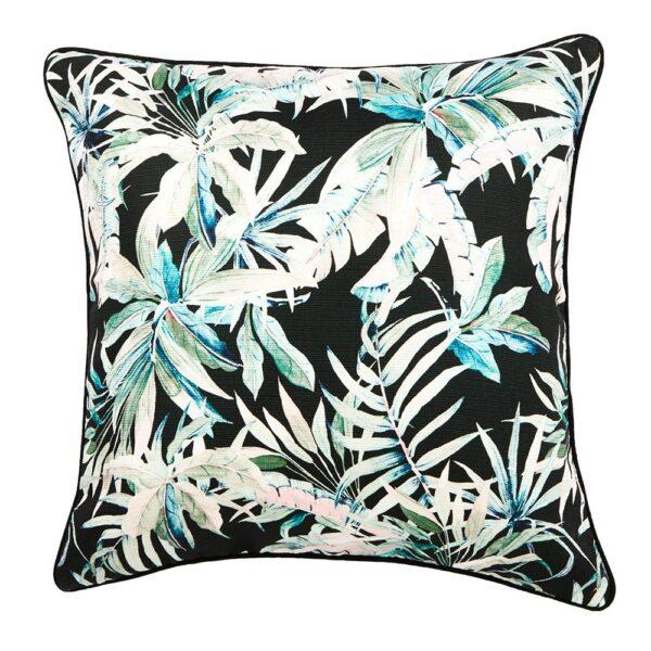 Indoor Cushion - Byron Dark