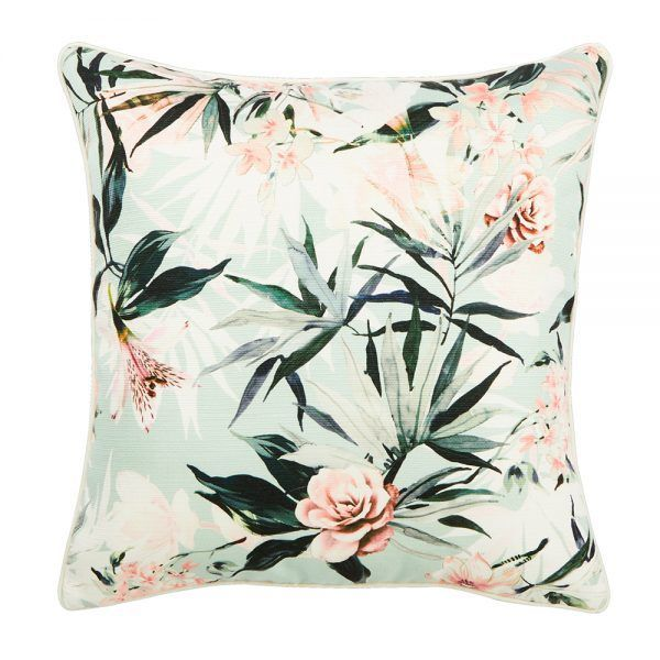 Indoor Cushion - Soft Rose