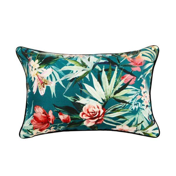 Indoor Cushion - Deep Rose