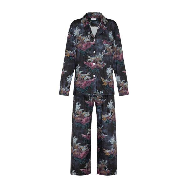 Pyjamas - Black Stock Floral
