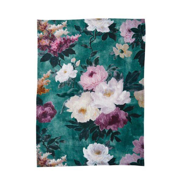 Teatowels - Green Floral