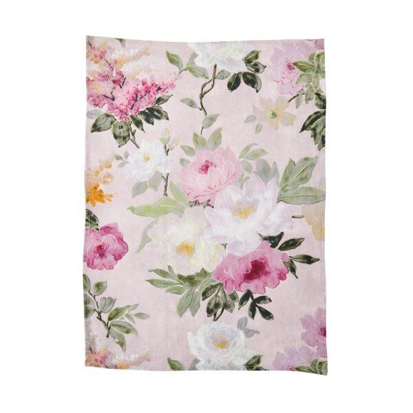 Teatowels - Pink Floral