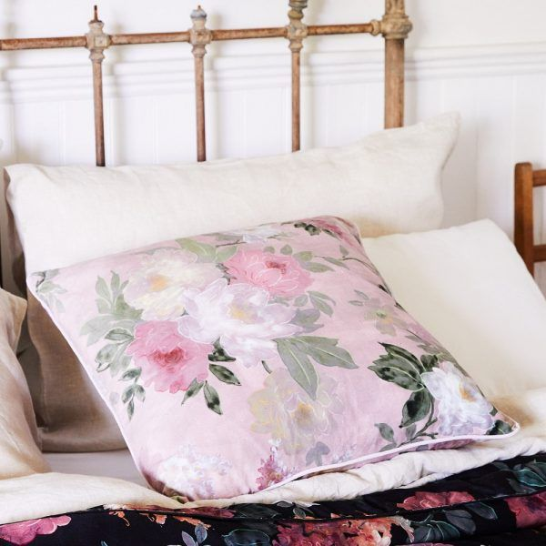 Cushion - Pink Floral