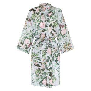 Sanctuary Studio - Short Robe - Tranquil Garden-min