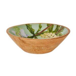 Sanctuary Studio - Tableware - Mangowood Bowl 34.5cm - Sage-min