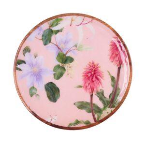 Sanctuary Studio - Tableware - Mangowood Platter - Pink-min